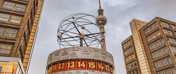 Softwareentwicklung in Berlin am Fernsehturm