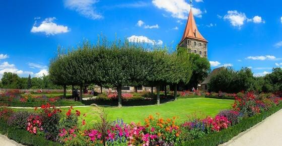 Softwareentwicklung in Nürnberg am Burggarten
