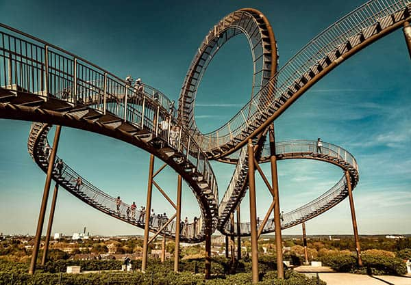 Softwareentwicklung in Duisburg am Tiger and Turtle