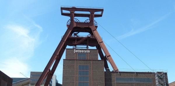 Softwareentwicklung in Essen bei Zeche Zollverein
