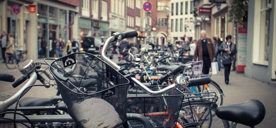 Softwareentwicklung in Münster der Fahrradstadt