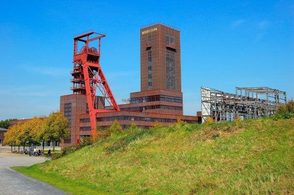 Softwareentwicklung in Gelsenkirchen an Zeche Nordstern