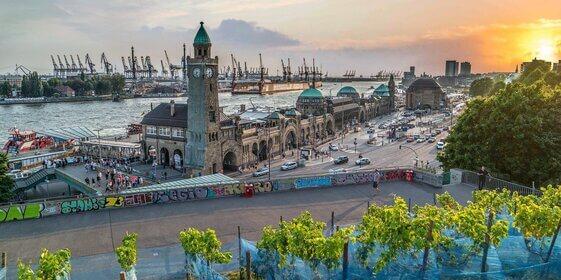 Softwareentwicklung in Hamburg am Hafen