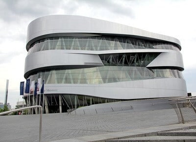 Softwareentwicklung in Stuttgart bei Mercedes Benz