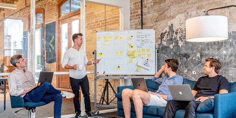 Softwareentwicklung Team