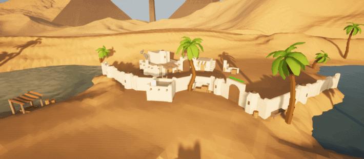 Screenshot eines games von Platri IT