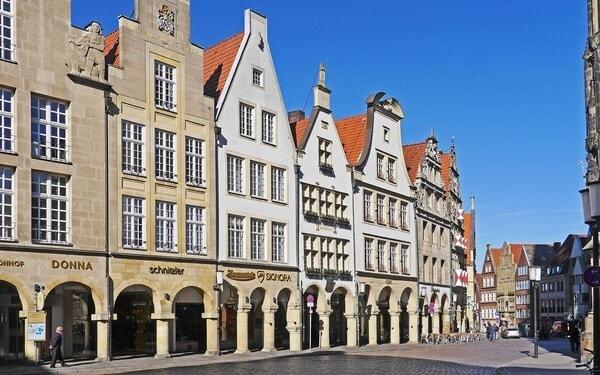 Softwareentwicklung in Münster in der Altstadt