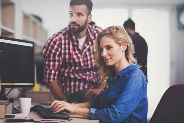 IT-Personaldienstleistung für Bewerber