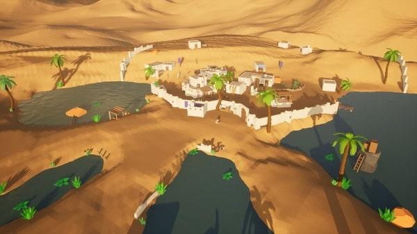 Screenshot von Earth Guard Egypt